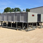 125 ton air-cooled chillers